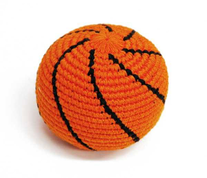 Picture of crochet sports ball