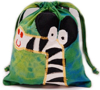 Picture of emma's drawstring pouch