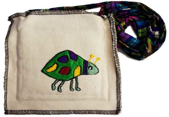 Picture of tortuga pouch