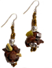 Picture of piedra earring
