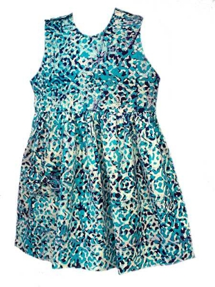 Picture of batik sundress