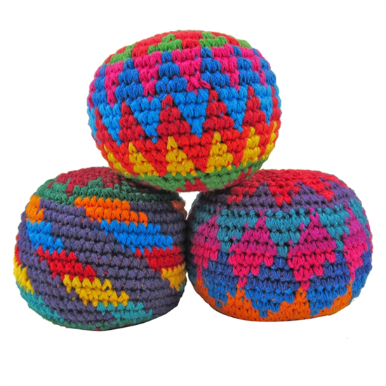 Picture of crochet ball