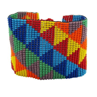 Picture of wide woven geo