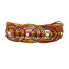 Picture of wavy beaded friendship