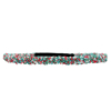Picture of braided beaded headband