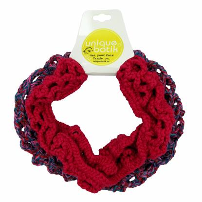 Picture of wraparound scrunchie set