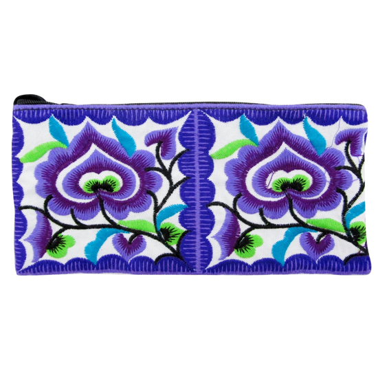 Picture of floral pouch