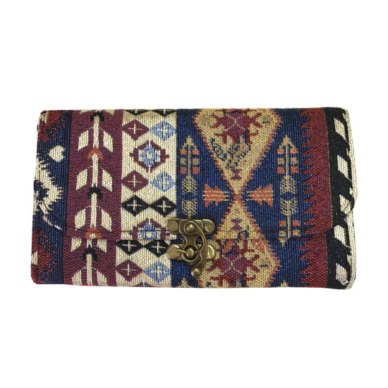 Picture of tapestry purse medium