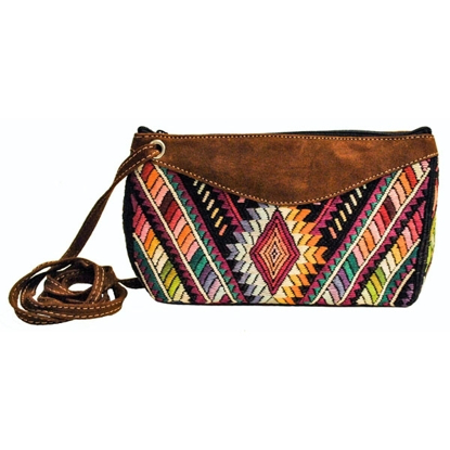 Picture of leather chichi purse