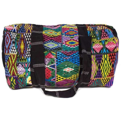 Picture of huipil duffel