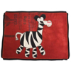 Picture of zebra placemat