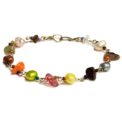 Picture of trapeze bracelet