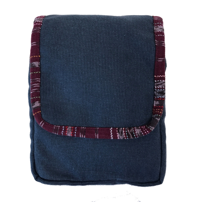 Picture of denim corte flap