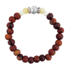 Picture of wood bead bracelet
