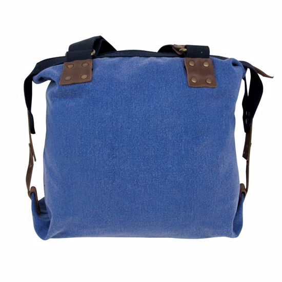Picture of canvas satchel