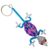 Picture of gecko keychain