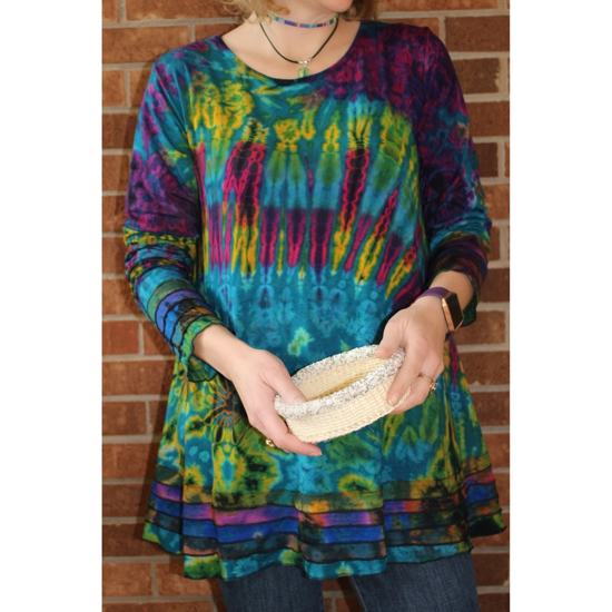 Picture of layered thai tunic