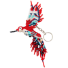 Picture of hummingbird keychain