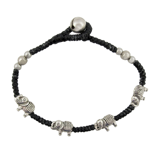Picture of lucky trunk bracelet