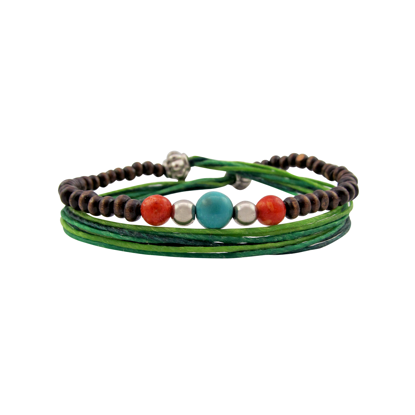 Picture of ximena wrap bracelet