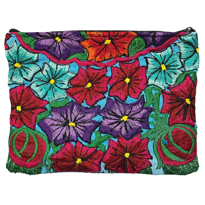 Picture of huipil pouch