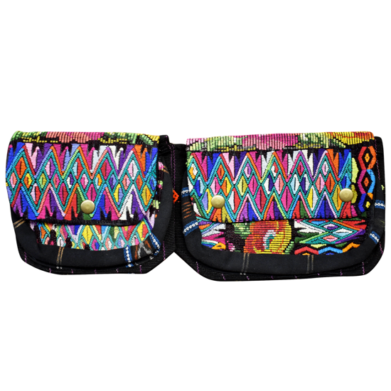Picture of two-pocket waist pack