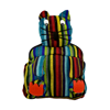 Picture of striped animal backpack