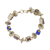 Picture of bead and disk bracelet