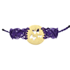 Picture of coco wavy macrame disk