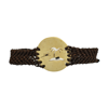 Picture of coco macrame disk