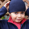 Picture of kids' kufi
