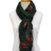 Picture of flower scarf