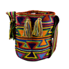 Picture of pompom fringe carryall