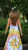 Picture of cotton sun dress