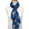 Picture of flower garden scarf