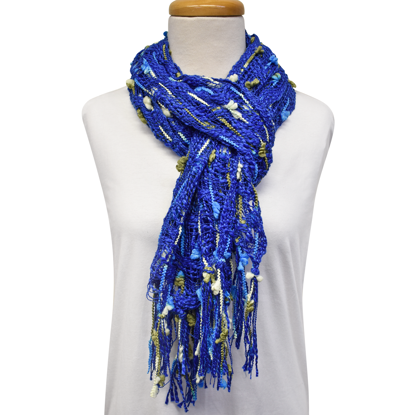 Picture of confetti scarf