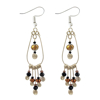 Picture of cadena spiral earrings