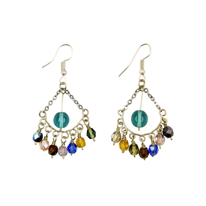 Picture of flapper earrings