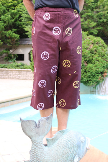 Picture of smiley pants