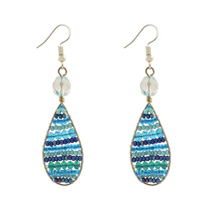 Picture of lluvia earrings