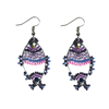 Picture of butterfly fish earrings
