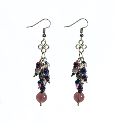 Picture of cadena uva earrings