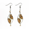 Picture of crystal dish earrings