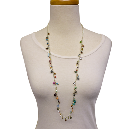 Picture of coastal link necklace