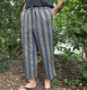Picture of ikat cropped pants