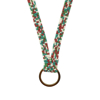 Picture of beaded key/badge holder