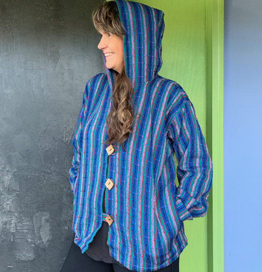 Picture of chibolita hooded jacket