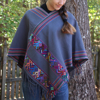 Picture of coban poncho
