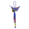 Picture of beaded crystal bird ornament