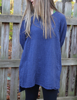 Picture of gauzy stripe tunic